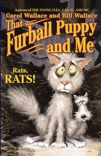 That Furball Puppy and Me (Paperback)