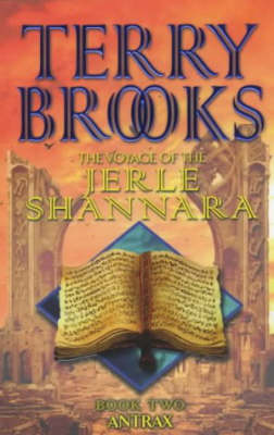 Antrax: The Voyage Of The Jerle Shannara 2 (Paperback)