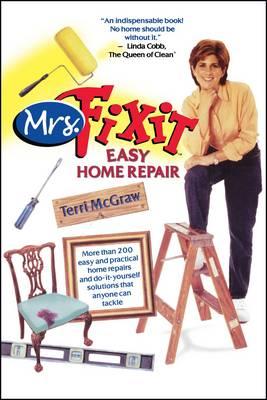 Mrs. Fixit Easy Home Repair (Paperback)