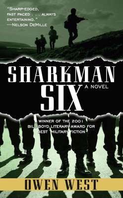 Sharkman Six (Paperback)
