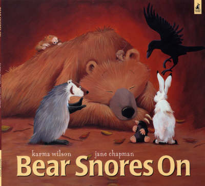 Bear Snores On (Paperback)