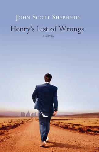Henry'S List of Wrongs (Paperback)