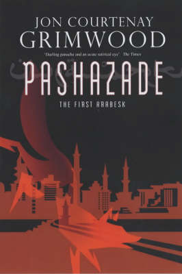 Pashazade: The First Arabesk (Paperback)