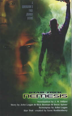 Nemesis - Star Trek: The Next Generation (Paperback)
