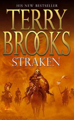 Straken - HIGH DRUID OF SHANNARA 3 (Paperback)