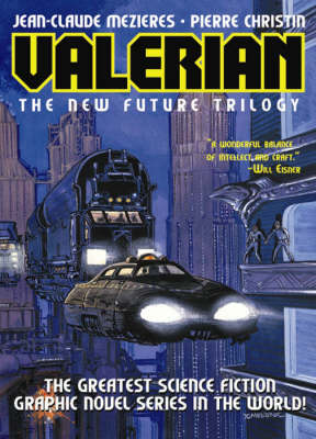 Valerian: New Future Trilogy v. 1 (Book)