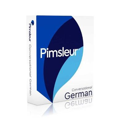 Pimsleur German Conversational Course - Level 1 Lessons 1-16 CD: Learn to Speak and Understand German with Pimsleur Language Programs - Conversational 1 (CD-Audio)