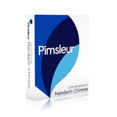 Pimsleur Chinese (Mandarin) Conversational Course - Level 1 Lessons 1-16 CD: Learn to Speak and Understand Mandarin Chinese with Pimsleur Language Programs - Conversational 1 (CD-Audio)