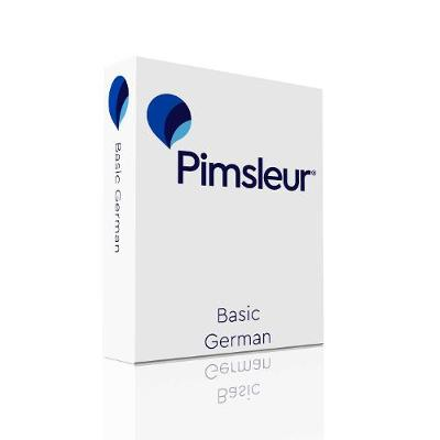 Cover Pimsleur German Basic Course - Level 1 Lessons 1-10 CD: Learn to Speak and Understand German with Pimsleur Language Programs - Basic 1