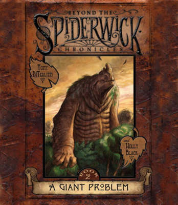 A Giant Problem - Beyond the Spiderwick Chronicles (CD-Audio)