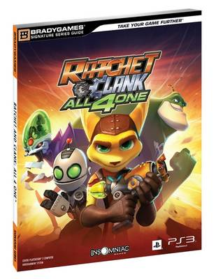 Ratchet & Clank All 4 One Signature Series Guide (Paperback)
