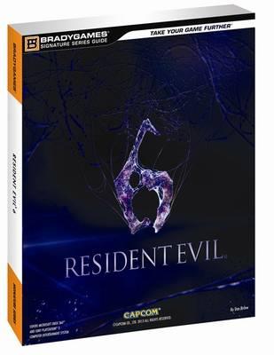Resident Evil 6 Signature Series Guide (Paperback)