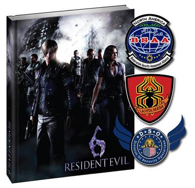 Resident Evil 6 Limited Edition Strategy Guide (Hardback)