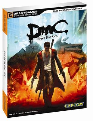 DmC Devil May Cry Signature Series Guide (Paperback)