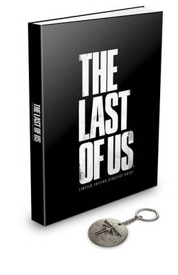 The Last of US Limited Edition Strategy Guide (Hardback)