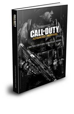 Call of Duty: Advanced Warfare Limited Edition Strategy Guide (Hardback)