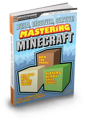 Build, Discover, Survive! Mastering Minecraft Strategy Guide (Paperback)