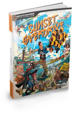Sunset Overdrive Official Strategy Guide (Paperback)