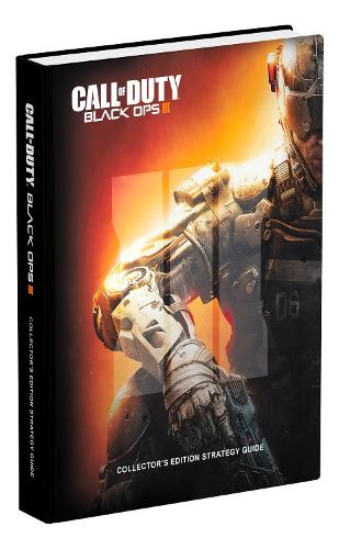 Call of Duty: Black Ops III Official Strategy Guide (Hardback)