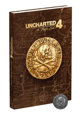 Uncharted 4: A Thief's End Collector's Edition Strategy Guide (Hardback)