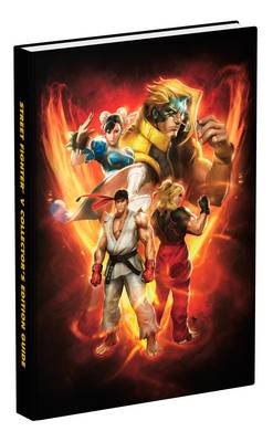 Street Fighter V Collector's Edition (Hardback)