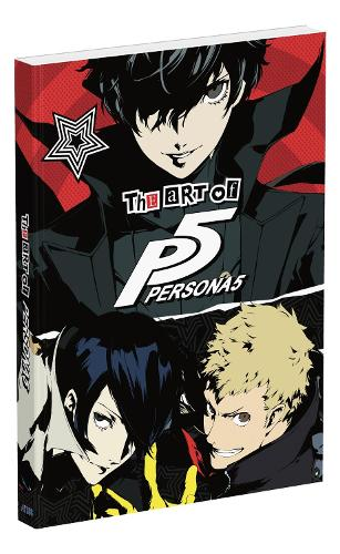 The Art of Persona 5 (Paperback)