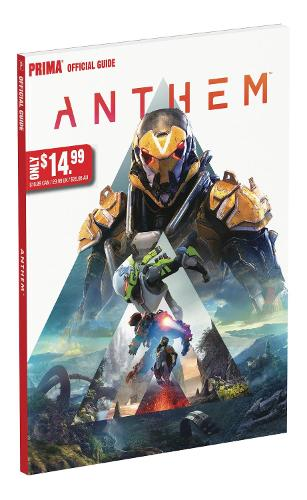 Anthem: Official Guide (Paperback)