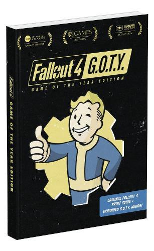 Fallout 4 Vault Dweller's Survival Guide (Paperback)