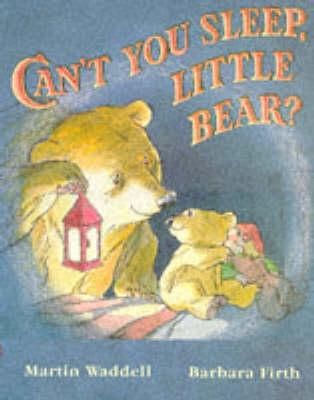 Can't You Sleep, Little Bear? - Can't You Sleep, Little Bear? (Paperback)