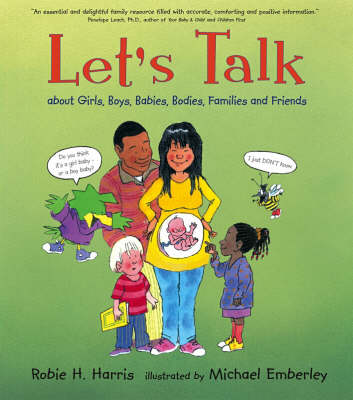 Let's Talk:About Girls,Boys,Babies,Bodie (Hardback)