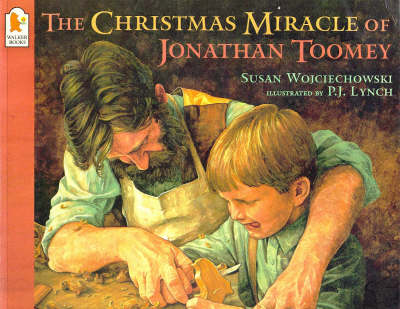The Christmas Miracle Of Jonathan Toomey.The Christmas Miracle Of Jonathan Toomey Paperback