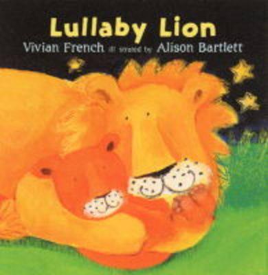 Lullaby Lion Board Book (Board book)