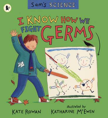 I Know How To Fight Germs (Paperback)
