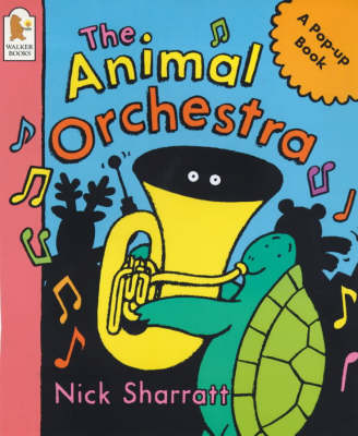 Animal Orchestra (Paperback)