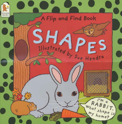 Flip And Find Shapes (Paperback)