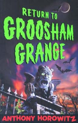 Return To Groosham Grange (Paperback)