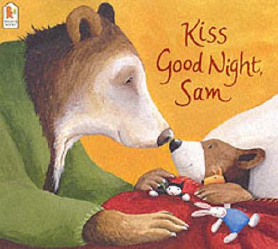 Kiss Good Night, Sam (Paperback)