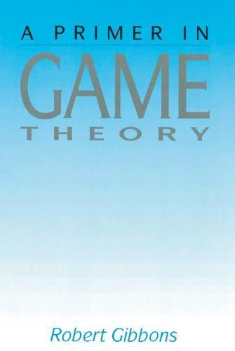 Primer In Game Theory (Paperback)