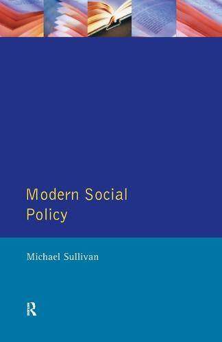 Modern Social Policy (Paperback)