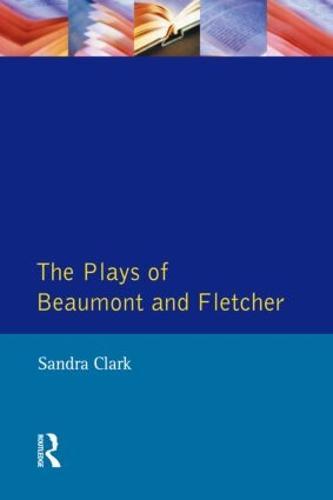 Plays Beaumont & Fletcher (Paperback)
