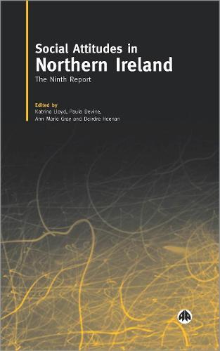 Social Attitudes in Northern Ireland - the 9th Report (Hardback)