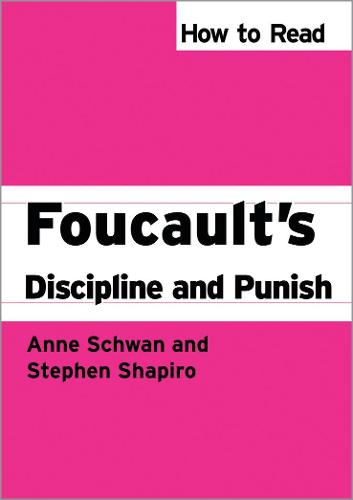 How to Read Foucault's Discipline and Punish - How to Read Theory (Hardback)