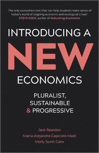 Introducing a New Economics: Pluralist, Sustainable and Progressive (Paperback)