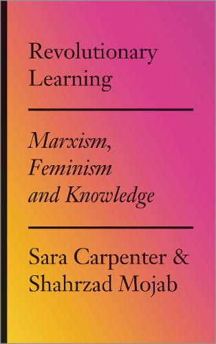 Revolutionary Learning: Marxism, Feminism and Knowledge (Paperback)
