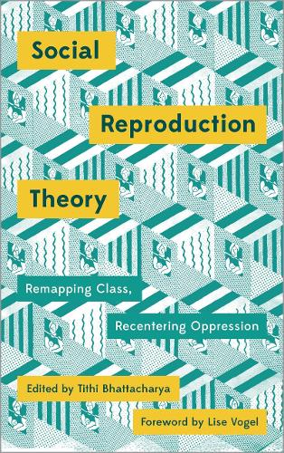 Social Reproduction Theory: Remapping Class, Recentering Oppression - Mapping Social Reproduction Theory (Hardback)