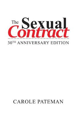 The Sexual Contract (Paperback)