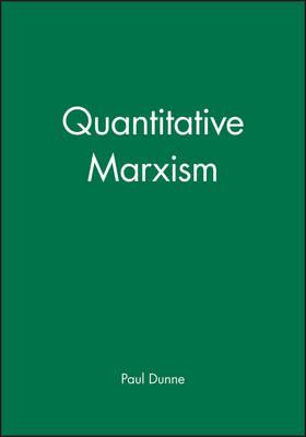 Quantitative Marxism - Aspects of Political Economy S. (Paperback)