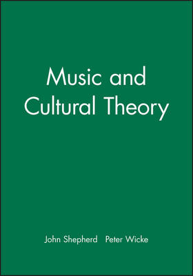 Music and Cultural Theory (Paperback)