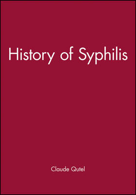 History of Syphilis (Paperback)