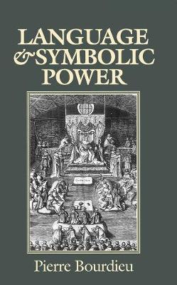Language and Symbolic Power (Paperback)